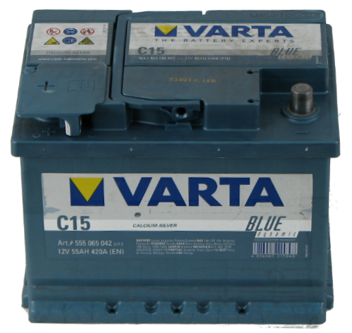 Varta akku 52[Ah] Blue Dinamic SP - 5524000473132