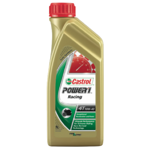 Castrol Power 1 Racing 4T 5W-40 Olaj 1 liter